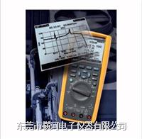 福禄克F289智能数字万用表 F289