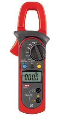 UT204A数字钳形表 钳形电流表 钳表 UT204A