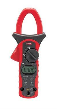 UT206A数字钳形表 钳形电流表 钳表 UT206A