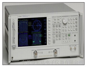 agilent 8753es s-参数矢量网络分析仪 8753es