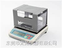 天然橡胶-合成橡胶密度天平DH-300M