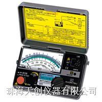 日本kyoritsu 绝缘电阻测试仪 MODEL 3144A/3145A/3146A/3147A/3148A/3161A