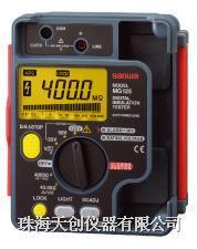 sanwa绝缘电阻表MG125 MG125