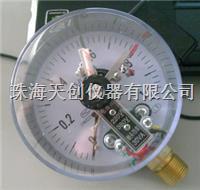 YXC-100磁助式电接点压力表批发 YXC-100