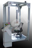 廠家(圖)辦公家具測試 GB/T10357.2-1989辦公椅凳穩定性試驗機  TST-C1018