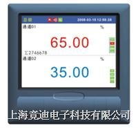 8路彩色无纸记录仪 JD-5000R