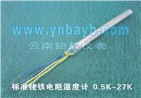 标准铑铁电阻温度计