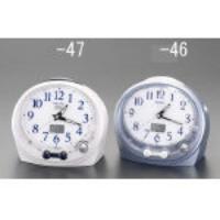 125x151x91mm [電波] 置時計 [ブルー] EA798CS-46