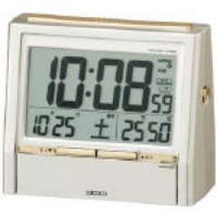 108x122x62mm [電波] 置 時 計(音声付) EA798CS-53