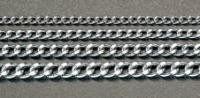 3.0mmx 3m [スチール/ユニクロメッキ]ショートマンテルチェーン EA980TG-33