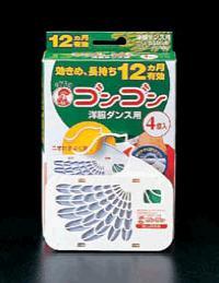 ゴンゴン洋服ダンス防虫剤 EA941A-6