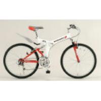 26インチ 折畳み式自転車 EA986Y-31A