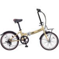 """20"""" 折り畳み自転車 EA986YA-1T"""