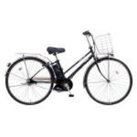 27インチ [充電式]電動自転車(ブラック) EA986YA-12D