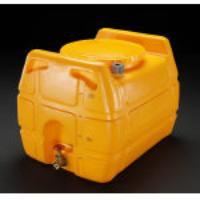 600L [バルブ付]ポリエチレン容器 EA991AB-5