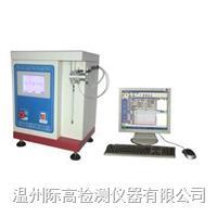 YG008E型电子单纤维强力机(气动) YG008E型