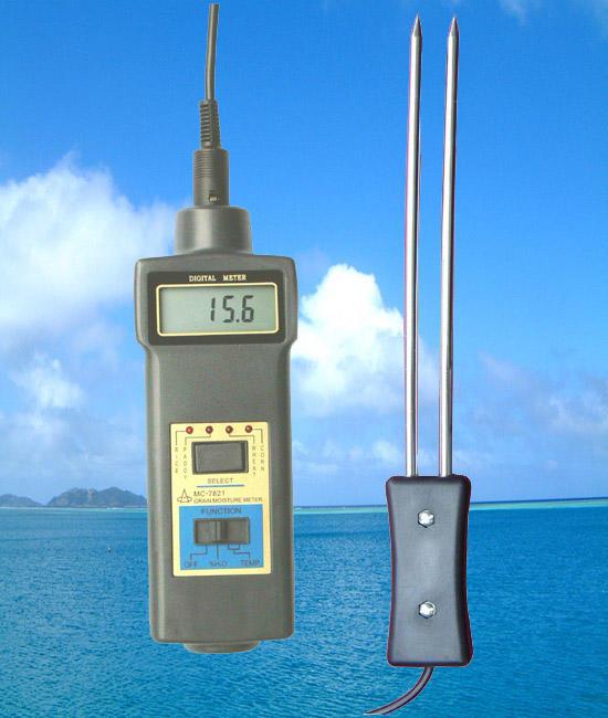 MC-7821/MC-7825G粮食水份仪