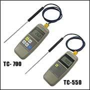 日本莱茵 TC550 测温计