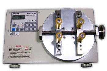 台湾一诺 HP-100P 瓶盖扭矩测试仪
