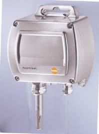 德国德图(testo) hygrotest 650/650 HP 工业型温湿度变送器