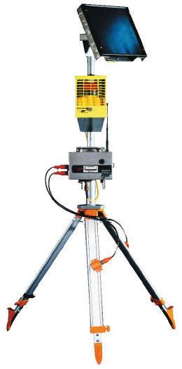加拿大 Rig Rat III 移动式无线气体检测仪