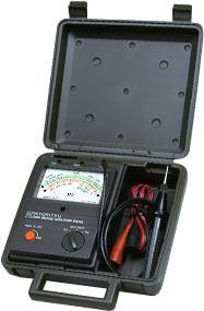 日本KYORITSU 3123 高压兆欧表 高压绝缘电阻测试仪