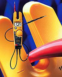 Fluke T5-1000/Fluke T5-600 电压电流通断测试仪