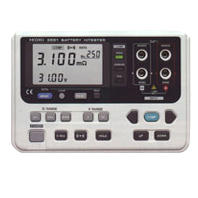 日本日置 HIOKI 3550 电池寿命测试器 蓄电池测试仪