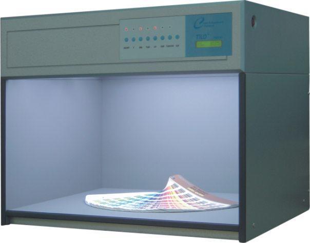 标准光源箱P60 六光源对色灯箱