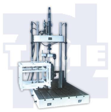 PLS-C20 电液伺服汽车构件疲劳试验机