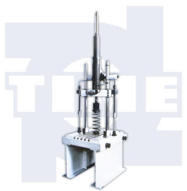 TPS-10 电液伺服式弹簧疲劳试验机