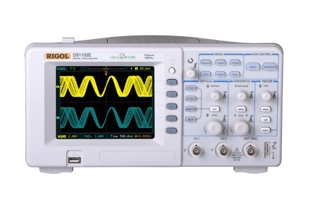 普源数字示波器DS1052E