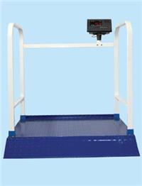 陸川透析輪椅秤,博白血透電子秤,興業醫療電子秤 SCS