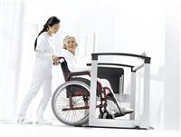 田阳透析轮椅秤,靖西血透电子秤,那坡医疗电子秤 SCS