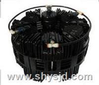 空压碟式气动离合器 DBKF