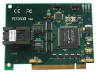 PCI2600   光纤通讯卡
