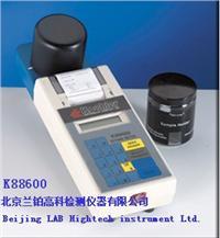 新款便携式辛烷值十六烷值分析仪K88600-XL