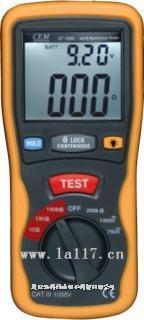 DT-5300接地电阻测试仪|接地电阻表 DT-5300