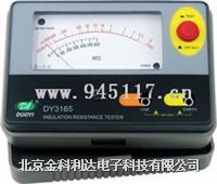 DY3165电子式指针绝缘电阻测试仪 DY3165