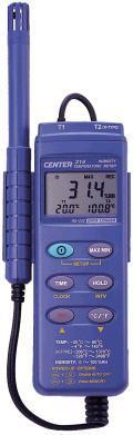 CENTER-314记忆式温湿度计 CENTER-314
