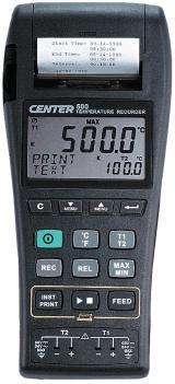 CENTER-500列表温度记录仪 CENTER-500