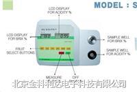 SAM-706AC多功能糖酸度计糖度酸度测定仪韩国G-WON(原GMK-706R)总代理 SAM-706AC