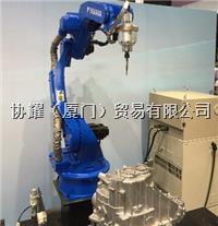 安川机器人用浮动去毛刺电主轴,日本安川浮动打磨头 YA120-SFE4FL01