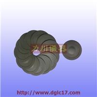 台湾产优质耐破机橡胶膜 80*2