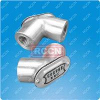 日成 PB-V-G2-1/2  侧弯分线盒 铝合金制 PB-V-G2-1/2