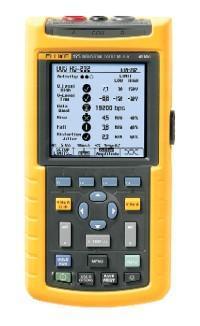 Fluke 125 工业网络测试仪 FLUKE 125