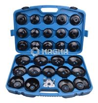 30 Pc Oil Filter Wrench Kit - Cup Type