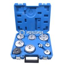 9 Pcs Oil Filter Wrench Set