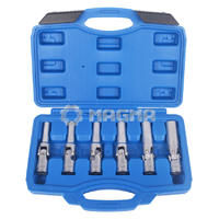 6 Pcs Glow Plug Socket Set