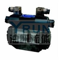 YRUN油研 YUKEN油研 S-DSHG-03-2B3-D24 S-DSHG-03-2B3-A220 油研电液换向阀